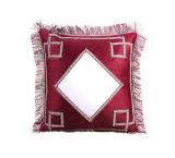 方法様式の高品質の紫色の熱伝達の枕カバーの昇華