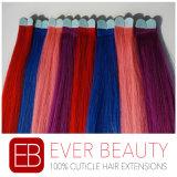 Bande de Cheveux péruvienne de qualité supérieure dans les cheveux de Virgin Remy Hair