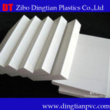 Panneau rigide de mousse de PVC de Customed de constructeur célèbre pour le matériau de meubles