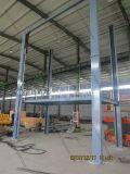 Plataforma hidráulica de la elevación del coche de 4 columnas para la venta