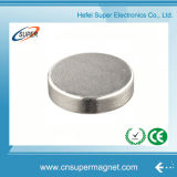 N38 poco costoso Nickel (30*5mm) Disc Magnetic Magnet
