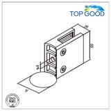 Струбцина квадрата нержавеющей стали Topgood стеклянная для стеклянной рельсовой системы (80100)