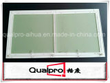 石膏ボードのMoistureproofアルミニウム天井のアクセスパネルAP7710