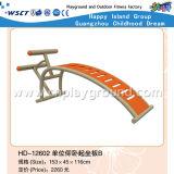 ボディービル装置の腹筋運動のボード(HD-12406)