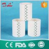 Venta caliente no tejido cinta de yeso, 3m cinta de papel quirúrgico, cinta adhesiva de color de la piel