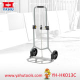 Chariot en acier et en aluminium à main