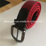 Cinghia ovale dell'inarcamento di figura di D, cinghia elastica di Streth di colore rosso