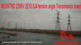 Megatro 220kv 2e10 Sj4 Tension Angle Transmission Tower