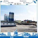 Preço concreto de tratamento por lotes concreto da planta de mistura da planta da construção amplamente utilizada da grande capacidade Hzs120