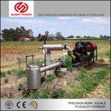 8inch de Pomp van het Water van de dieselmotor voor Irrigatiewerkzaamheden in de Soedan voor Katoenen Irrigatie