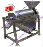 China-Frucht-Karottensaft, der Juicer-Zange-Presse-Maschine herstellend verdrängt
