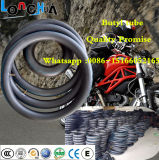 Haut de la qualité de moto tube intérieur en caoutchouc butyle