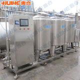 In acciaio inox Sistema di pulizia per la pulizia di serbatoi di