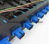 24cores tipo fijo rectángulo terminal óptico de fibra