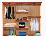 純木の寝室の家具の箱のワードローブ(M-X2010)