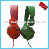 Écouteur 2014 de haute fidélité coloré neuf avec la basse supplémentaire (VB-1411D)