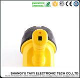 5W 크리 사람 LED 재충전용 비상사태 손전등 portable 스포트라이트