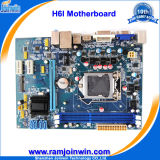 Zweikanal4x SATA 3GB/S Motherboard des Verbinder-H61