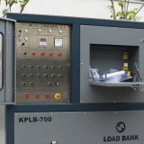 Keypower 600kw aquecedores de resistência de banco de carga com ventilador Industrial Relatório de Teste para Teste do Gerador