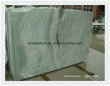 Lastra di marmo verde chiaro cinese per le mattonelle della piscina