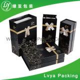Piccola casella di carta di lusso di Packagings con il nome di Custom Company