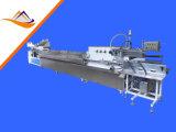 Máquina cerrada de alta velocidad de la esponja de algodón de la circulación del aire caliente