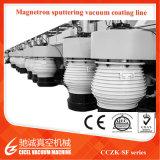 Pulvérisation continue Machine/ligne pour la pulvérisation cathodique (CCZK-ION)