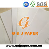 papel revestido brillante de la talla de 60-120GSM A2 para la producción del libro