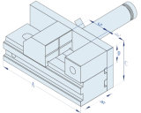 EDMの機械化のためのEDMのステンレス鋼のホルダ