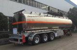 petroleiro da liga 40kl de alumínio 40000 da alta qualidade litros de reboque do depósito de gasolina