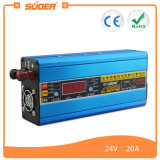 Suoerの自動充電器20A 24Vのカー・バッテリー(DC-2420A)