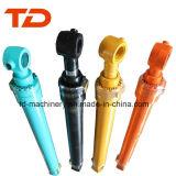 Cilindro de óleo hidraulico Cilindro / braço / Cilindro de lança para conjunto de cilindros de escavadeira Koat