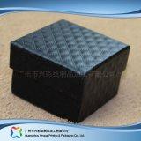Montre/bijou/cadeau de luxe cadre de empaquetage en bois/papier d'étalage (xc-hbj-027A)