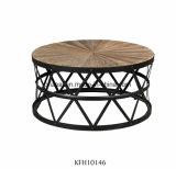 대중음식점 여가 옥외 나무로 되는 커피용 탁자는 탁자를 주문을 받아서 만든다