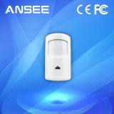 Sensor de PIR con la batería para el sistema de alarma contra intrusos