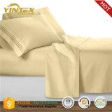 Baratos casa al por mayor suave como 1800tc microfibra conjunto de sábanas
