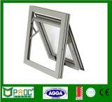 Aluminiumgehangenes Spitzenfenster oder Markisen-Fenster mit doppeltem Glas