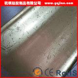 고급 내각 MDF 막 압박 PVC 장 엄밀한 PVC 포일 장식적인 높은 광택 있는 박판으로 만드는 PVC 필름