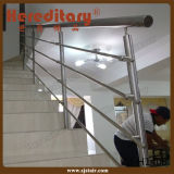 De binnenlandse Baluster van de Balustrade van Roestvrij staal 304 voor de Leuning van de Trede (sj-H1408)