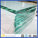 3mm-12mm Clear Float Building Glass avec SGS Cetification
