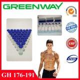 Steroid Hormoon 176-191 van de Groei van de Injectie van GH van de Zuiverheid van 99% met het Verlies van het Gewicht