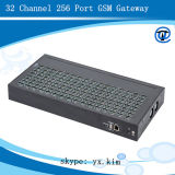 자유로운 온라인 향상 SIM 서버 반대로 SIM 구획 32-256 GoIP GSM 게이트웨이