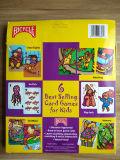 Cartões de jogo de harmonização do jogo de cartão para miúdos