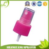 Pulverizador da névoa do pulverizador da cor branca plástica micro