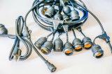 ' коммерчески линейная светлая стренга шнура 48 - свет украшения