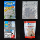عمليّة بيع حارّ [ستندوب] سحاب حقيبة [ألومينوم فويل] يعبر طعام حقيبة
