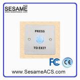Painel oco de aço inoxidável Painel metálico botões de metal (SB10)