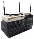 1u o projeto 2*10g move o interruptor do Ethernet da fibra óptica