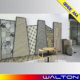azulejo de suelo de cerámica de la porcelana del diseño del cemento del material de construcción 600X600 (HYT6001L)