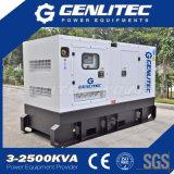 250kVA insonorizado generador diesel Perkins con
